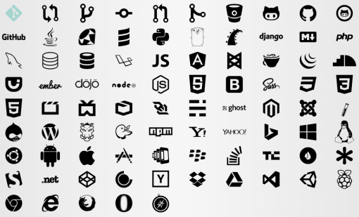 Top Icon Fonts I use